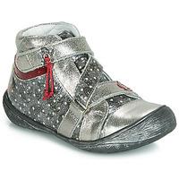 Παπούτσια Κορίτσι Μπότες GBB NADETTE Silver