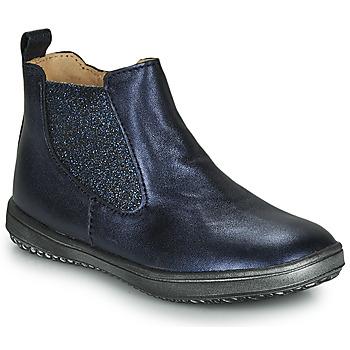 Παπούτσια Κορίτσι Μπότες Achile SARA Marine