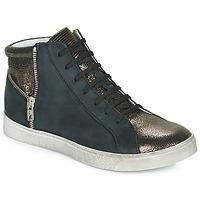 Παπούτσια Κορίτσι Ψηλά Sneakers Achile CARLA Black