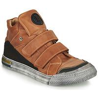 Παπούτσια Αγόρι Ψηλά Sneakers Achile HUGO Brown