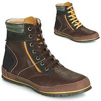 Παπούτσια Αγόρι Μπότες Achile MANUEL Brown