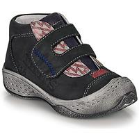 Παπούτσια Αγόρι Μπότες Ikks VICTOR Black