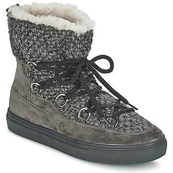 Παπούτσια Γυναίκα Ψηλά Sneakers Kennel + Schmenger PIETRU Grey