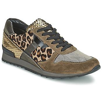 Παπούτσια Γυναίκα Χαμηλά Sneakers Kennel + Schmenger LIZAN CAMEL