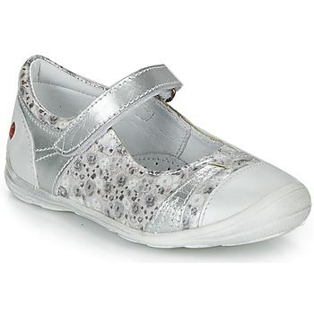 Παπούτσια Κορίτσι Μπαλαρίνες GBB PRINCESSE Silver