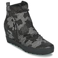 Παπούτσια Γυναίκα Μπότες Kennel + Schmenger ALISA Grey