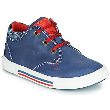 Παπούτσια Αγόρι Χαμηλά Sneakers Catimini PALETTE Μπλέ