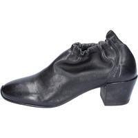 Παπούτσια Γυναίκα Μποτίνια Moma Μπότες αστραγάλου BS503 Μαύρος
