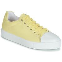 Παπούτσια Γυναίκα Χαμηλά Sneakers André SAMANA Yellow