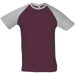 Υφασμάτινα Άνδρας T-shirt με κοντά μανίκια Sols FUNKY CASUAL MEN Multicolor