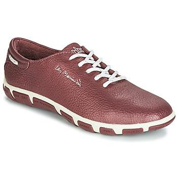 Παπούτσια Γυναίκα Χαμηλά Sneakers TBS JAZARU Bordeaux