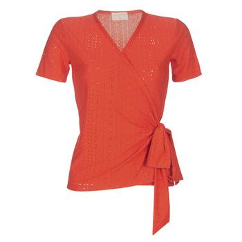 Υφασμάτινα Γυναίκα Μπλούζες Moony Mood KOUGE Red