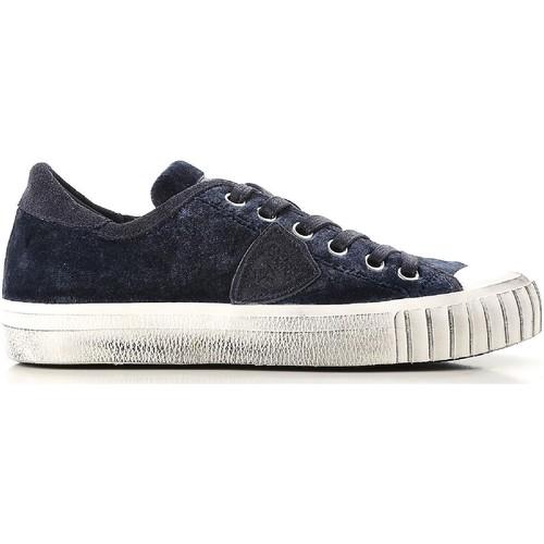 Παπούτσια Γυναίκα Χαμηλά Sneakers Philippe Model GRLD EV01 blu