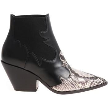 Παπούτσια Γυναίκα Μποτίνια Casadei 1Q613L0601X496E45 nero