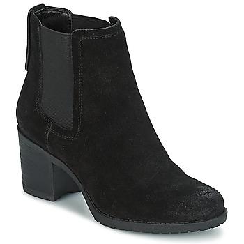 Παπούτσια Γυναίκα Μποτίνια Sam Edelman HANLEY Μαυρο