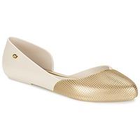 Παπούτσια Γυναίκα Μπαλαρίνες Mel TANGERINA Χρυσο
