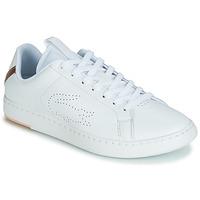Παπούτσια Γυναίκα Χαμηλά Sneakers Lacoste CARNABY EVO LIGHT-WT 119 3 Άσπρο / Ροζ