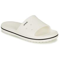 Παπούτσια Σανδάλια / Πέδιλα Crocs CROCBAND III SLIDE Ασπρό