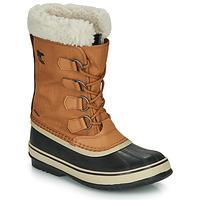 Παπούτσια Γυναίκα Snow boots Sorel WINTER CARNIVAL Camel