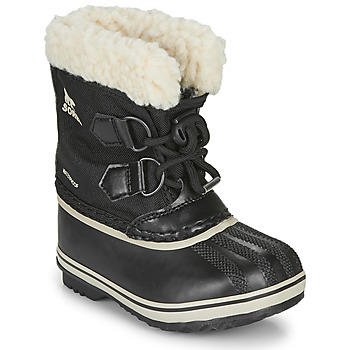 Παπούτσια Παιδί Snow boots Sorel CHILDRENS YOOT PAC NYLON Black