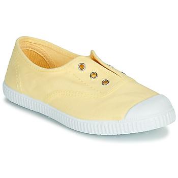 Παπούτσια Κορίτσι Σανδάλια / Πέδιλα André LES VACANCES Yellow