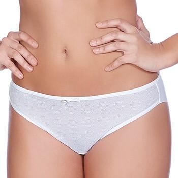 Εσώρουχα Γυναίκα Culottes Freya AA1845 WHE Άσπρο