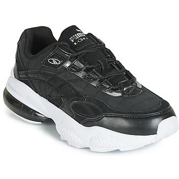 Παπούτσια Γυναίκα Χαμηλά Sneakers Puma CELL VENOM HYPERTECH Black / Άσπρο