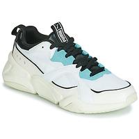 Παπούτσια Γυναίκα Χαμηλά Sneakers Puma NOVA 2 Άσπρο