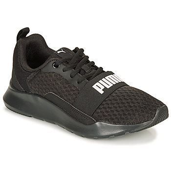 Παπούτσια Χαμηλά Sneakers Puma PUMA WIRED.BLK Black