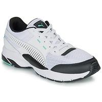 Παπούτσια Χαμηλά Sneakers Puma FUTURE RUNNER PREMIUM Άσπρο / Black