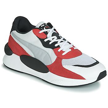 Παπούτσια Άνδρας Χαμηλά Sneakers Puma RS-9.8 TN SPACE Άσπρο / Red