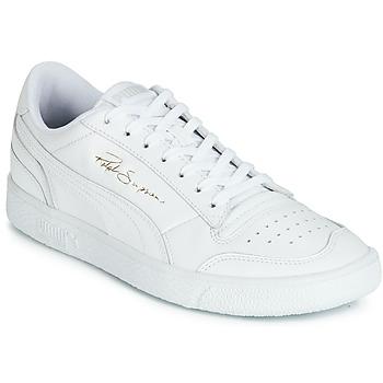Παπούτσια Άνδρας Χαμηλά Sneakers Puma RALPH SAMPSON LO Άσπρο