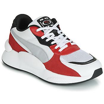 Παπούτσια Παιδί Χαμηλά Sneakers Puma RS-98 SPACE JUNIOR Άσπρο / Red
