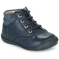 Παπούτσια Αγόρι Μπότες Citrouille et Compagnie RATON.C Vtc / Marine / Dtx / Raiza