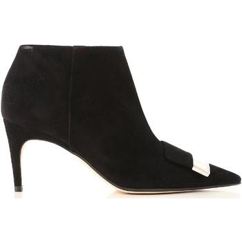 Παπούτσια Γυναίκα Μποτίνια Sergio Rossi A80000 MCAZ01 1000 nero