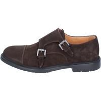 Παπούτσια Άνδρας Derby & Richelieu Zenith Κλασσικός BS616 καφέ