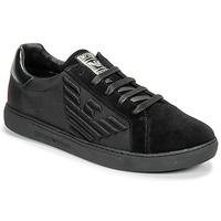 Παπούτσια Άνδρας Χαμηλά Sneakers Emporio Armani X4X279-XM035-A085 Black