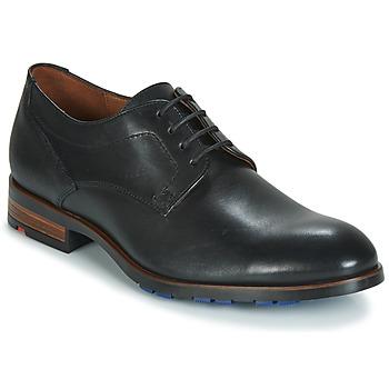 Παπούτσια Άνδρας Derby Lloyd JIM Black