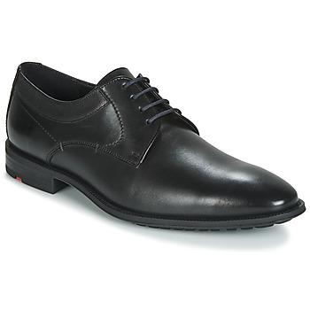 Παπούτσια Άνδρας Derby Lloyd JAYDEN Black