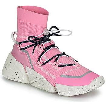 Παπούτσια Γυναίκα Ψηλά Sneakers Kenzo K SOCK SLIP ON Ροζ