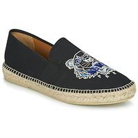 Παπούτσια Άνδρας Εσπαντρίγια Kenzo ESPADRILLE ELASTIQUE TIGER HEAD Black
