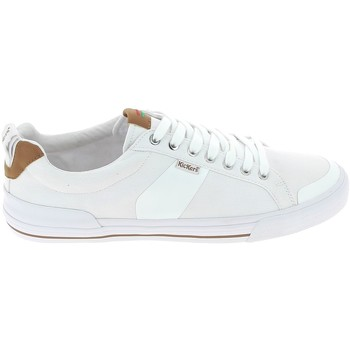 Xαμηλά Sneakers Kickers Arty Blanc [COMPOSITION_COMPLETE]
