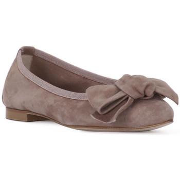 Παπούτσια Γυναίκα Μπαλαρίνες Priv Lab CAMOSCIO CIPOLLA Rosa