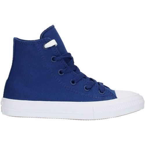 Παπούτσια Ψηλά Sneakers Converse 35014 Blue
