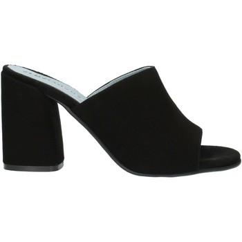 Παπούτσια Γυναίκα Τσόκαρα Albachiara NC82 Black