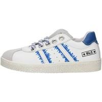 Παπούτσια Αγόρι Χαμηλά Sneakers Balocchi 491699 White and blue
