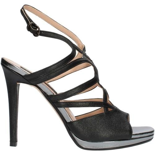 Παπούτσια Γυναίκα Σανδάλια / Πέδιλα Bacta De Toi 606 Black