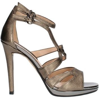 Παπούτσια Γυναίκα Σανδάλια / Πέδιλα Bacta De Toi 336 Gunmetal