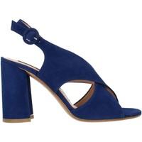 Παπούτσια Γυναίκα Σανδάλια / Πέδιλα Bacta De Toi 897 Electric blue