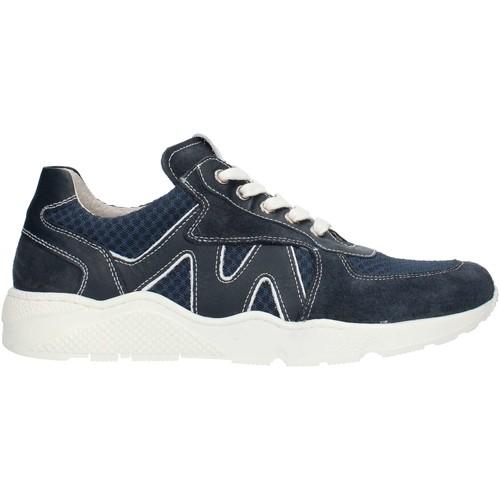 Παπούτσια Αγόρι Χαμηλά Sneakers Nero Giardini P933571M Blue
